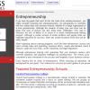 Web Copy: Business Training