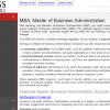 Web Copy: MBA Education Programs