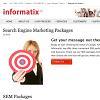 Web Copy: Informatix SEM Packages