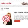 Web Copy: Informatix SEO Packages