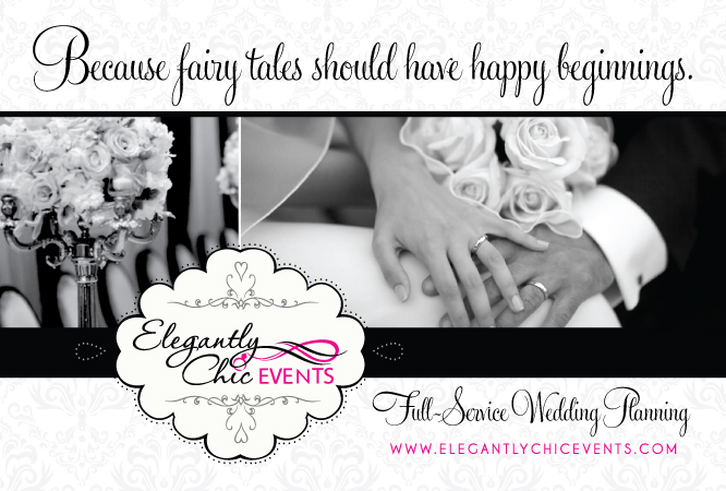 Postcard Copy (Front): Wedding Planner