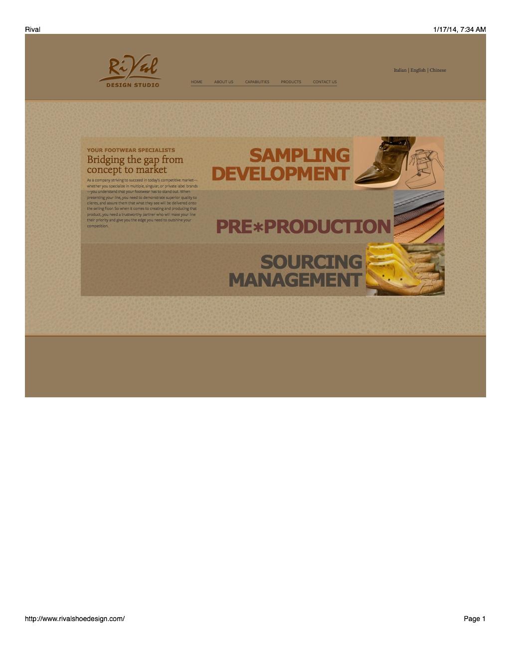 Web Content: Product Development